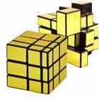 Кубик рубика Зеркальный золото