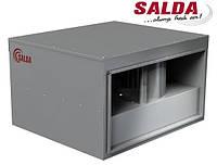 VKSA 1000x500-4 L3 прямоугольный канальный вентилятор Salda в изолированном корпусе