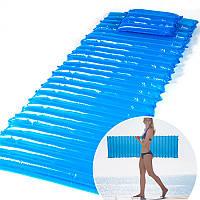 IPRee™Прохладныйвоздушныйнадувнойвкладыш с защитой от влаги Пляжный Поплавковый коврик для воды Кемпинг Тент Спящая крова