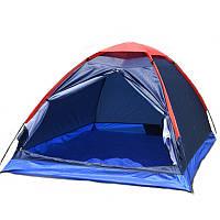 На открытом воздухе 1-2 человек Двухместный Кемпинг Палатка Одноместный слой Водонепроницаемы УФ Пляжный Зонтик навес