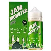 Премиум жидкость для электронных сигарет Jam Monster Apple 100 ml (clone)