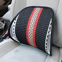 Бамбук Летний автомобиль Назад Подушка сиденья Кресло проветривать Подушка Pad
