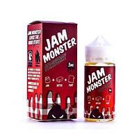 Премиум жидкость для электронных сигарет Jam Monster Strawberry 100 ml (clone)