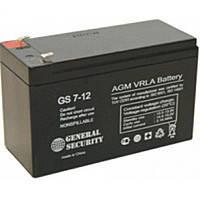 Аккумулятор battery 12v 7a