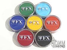 Аквагрим Diamond FX основной Чёрный 90 g, фото 3