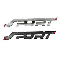 3D Металл Авто Спортивный знак наклейки наклейки Авто Стиль внешнего украшения