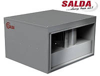 VKSA 600x300-4 L3 прямоугольный канальный вентилятор Salda в изолированном корпусе