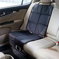 Авто Нескользкий чехол для подушки для сиденья для детского сиденья Водонепроницаемы
