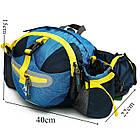Сумка на пояс - рюкзак Jungle King, фото 2