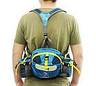Сумка на пояс - рюкзак Jungle King, фото 8