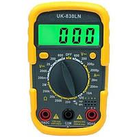 Мультиметр универсальный UK-830LN