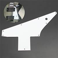 3 Ply White 76 Стиль переиздания для гибонов-гитаристов Guitar Pickguard Pick Guard