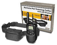 Ошейник электрический для собак тренировочный