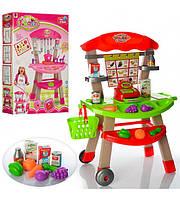Игровой набор Детская кухня 661-81-82 со звуком и светом (2 вида: кухня и магазин)