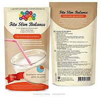 Коктейль для похудения Fito Slim Balance, шоколадный напиток для стройной фигуры