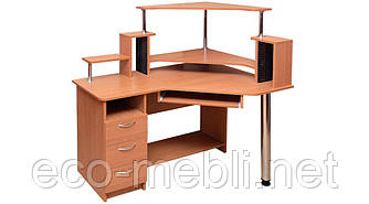 Компютерний стіл Орфей з надстройкою