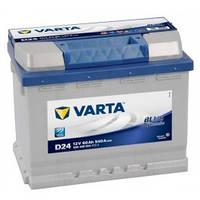 Автомобільний акумулятор Varta 6СТ-60 BLUE dynamic (D24)