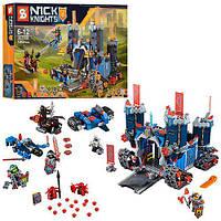 Конструктор SY568 Nexo Knights Мобильная крепость Фортрекс 1205 дет, фото 1