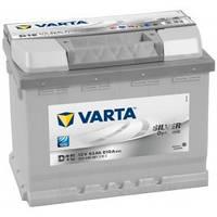 Автомобільний акумулятор Varta 6СТ-63 SILVER dynamic (D15)