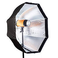 GODOX 120cm Octagon Umbrella Softbox для студии Speedlite Flash Strobe Light
