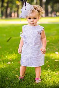 """Платье для крещения """" Венеция """""""