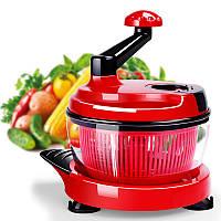 KCASA KC-mfp1 Многофункциональный Food Руководство Процессор Кухня тяпки еды Смеситель Salad Maker