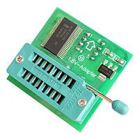 1.8V для Iphone или материнской платы SPI Flash SOP8 DIP8 W25 MX25 Использование на программистах TL866CS TL866A EZP2010 EZP2013 CH341