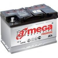 Автомобільний акумулятор A-mega 6СТ-60 Аз Premium