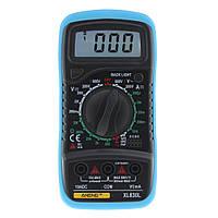 ANENG XL830L LCD Цифровой Мультиметр Тестер температуры транзистора с сопротивлением по току