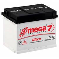 Автомобільний акумулятор A-mega 6СТ-62 Аз Ultra