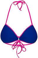 Верх купальника 4F синій/фіолетовий (H4L17-KOS001A-1284) - L