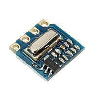 10Pcs H34A 433Mhz MINI RF беспроводной передатчик модуль минимум Дистанционное Управление модуль ASK 2.6-12V