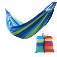 Гамак мексиканский без планки 200мм Х 80мм, гамак хлопковый, гамак с чехлом, гамак разноцветный