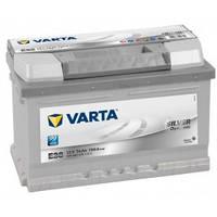 Автомобільний акумулятор Varta 6СТ-74 SILVER dynamic (E38)