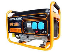 Бензиновый генератор Gerrard GPG2000 (1,5 кВт)