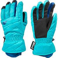 Лижні рукавиці 4F сині (C4Z16-JRED002-1503) - L