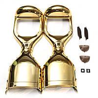 6.5 Части дюймов Gold Наружная оболочка для 2 Колеса самобалансировани электрический самокат ховерборда