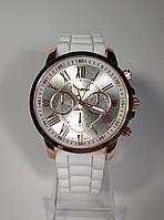 Часы женские наручные GENEVA (белый ремешок)