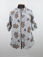 Рубашка Стиль-Цветы