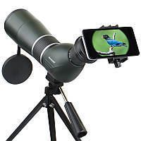 IPRee 12-36X50A / 15-45X60A Монокуляр Телескоп для наблюдения за птицами HD оптический зум-объектив окуляра Просмотр