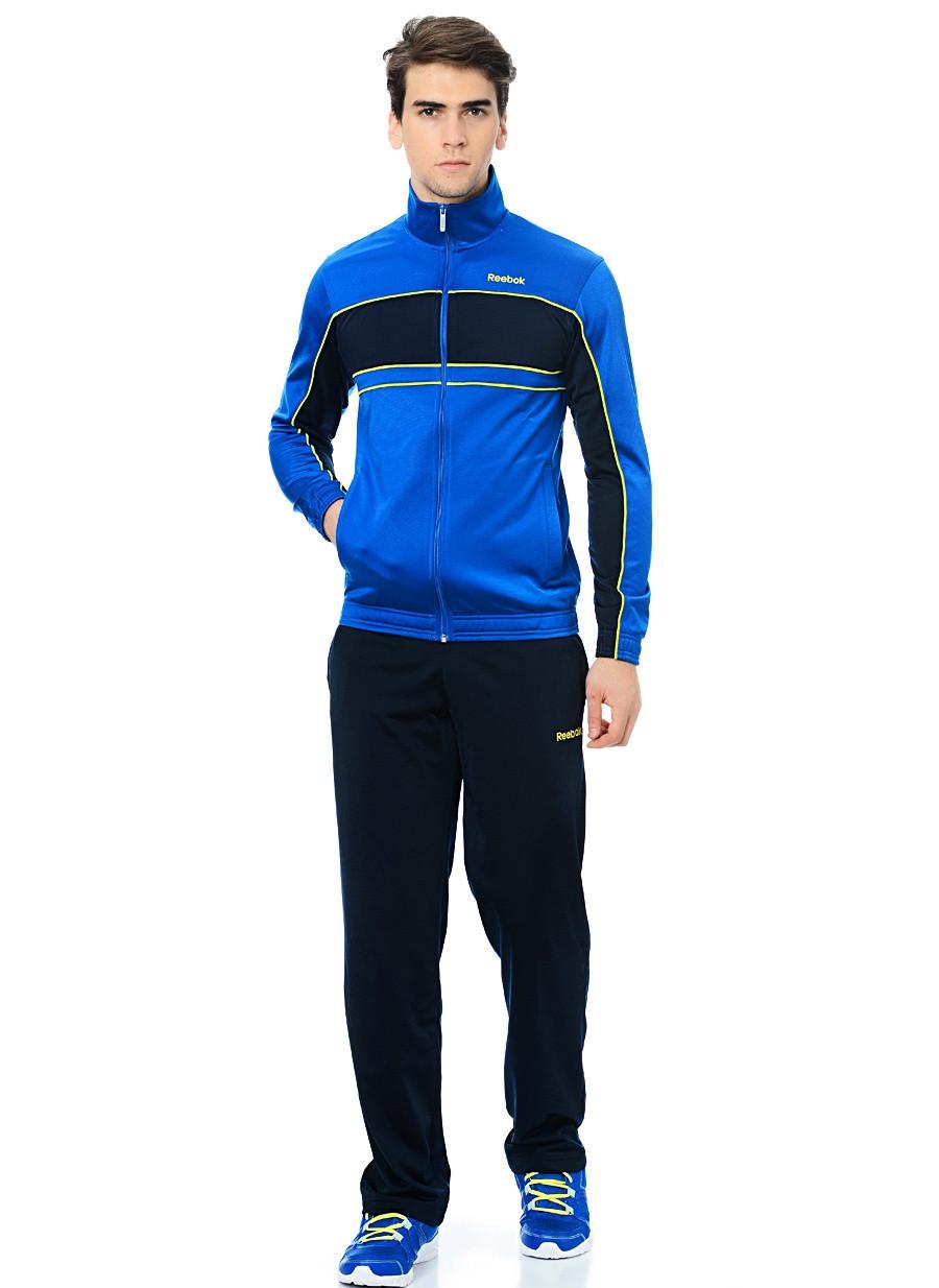 67bdb866cc1956 Спортивний костюм Reebok чоловічий синій (Z89633) - S: продажа, цена ...