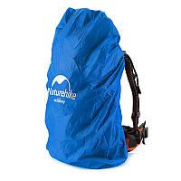 Naturehike Водонепроницаемый рюкзак Обложка непромокаемые Грязь Пыль Защитная крышка Чехол для кемпинга Туризм Путешествия