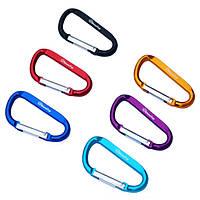 SHINETRIP алюминиевый Пряжки Открытый кемпинга Multi-Function Крючки Key Chain Карабин Инструменты