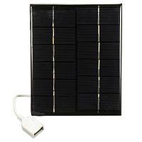 2W 6V Mini Солнечная Панельный модуль с зарядным устройством Батарея для Мобильные Телефоны MP3 MP4