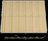 Металлочерепица Монтерей PEMA (матполиестер), 0,50 мм