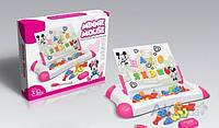 Игрушка Same Toy Магнитная доска для обучения Same Toy розовая 009-2044CUt