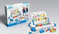 Игрушка Same Toy Магнитная доска для обучения Same Toy синяя 009-2044BUt