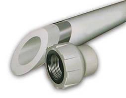 Полипропиленовые PP-R трубы, фитинги, краны
