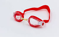 Очки для плавания детские MULTI JR 2 WORLD (поликарбонат, TPR, силикон, цвета в ассорт), фото 1