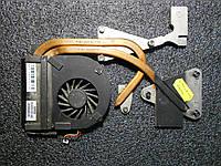 Система охлаждения кулер радиатор ноутбука Acer emachines D640 series